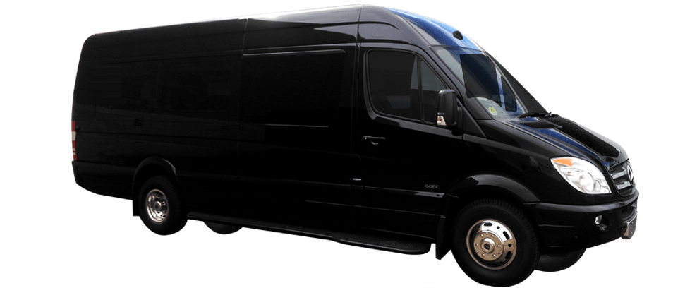 13 Passenger Sprinter Van