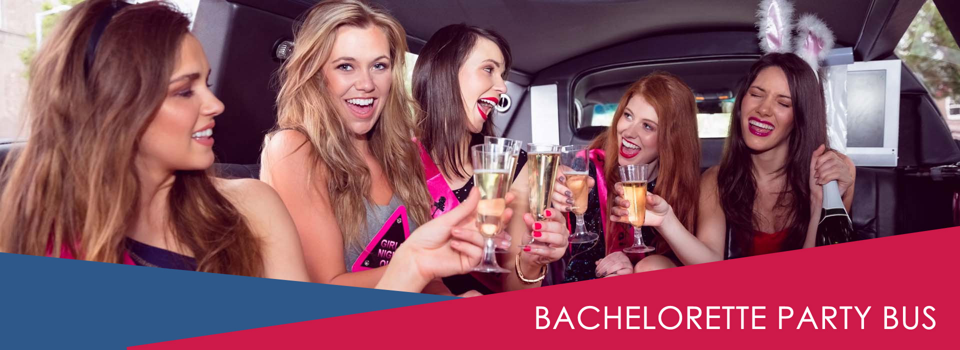 Bachelorette Party Bus Las Vegas