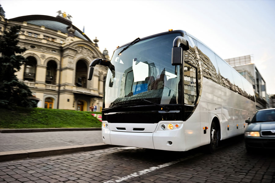 Hire a Charter Bus in Las Vegas