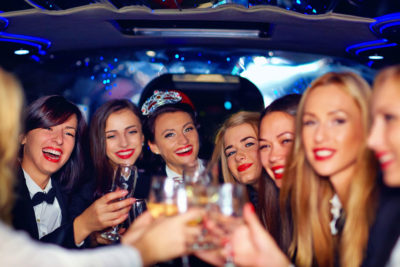 Limo Bus Rental Las Vegas