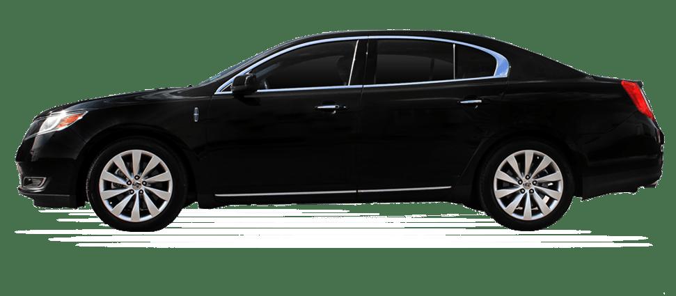 Lincon MKS Sedan (4 Passengers)