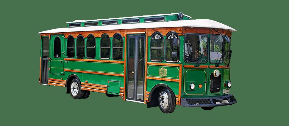 Trolley Bus (30 Passengers)