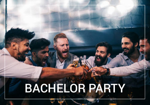 bachelor party las vegas