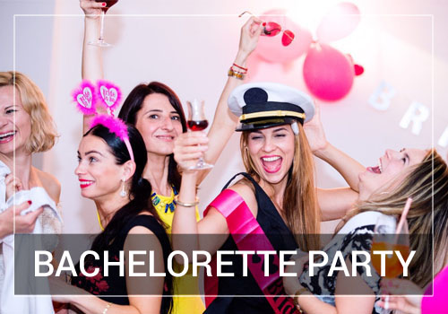 bachelorette party las vegas