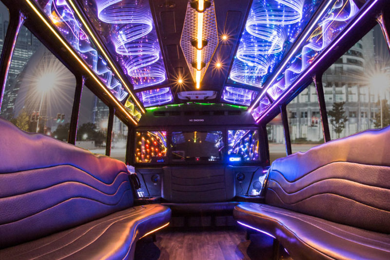 limo bus games