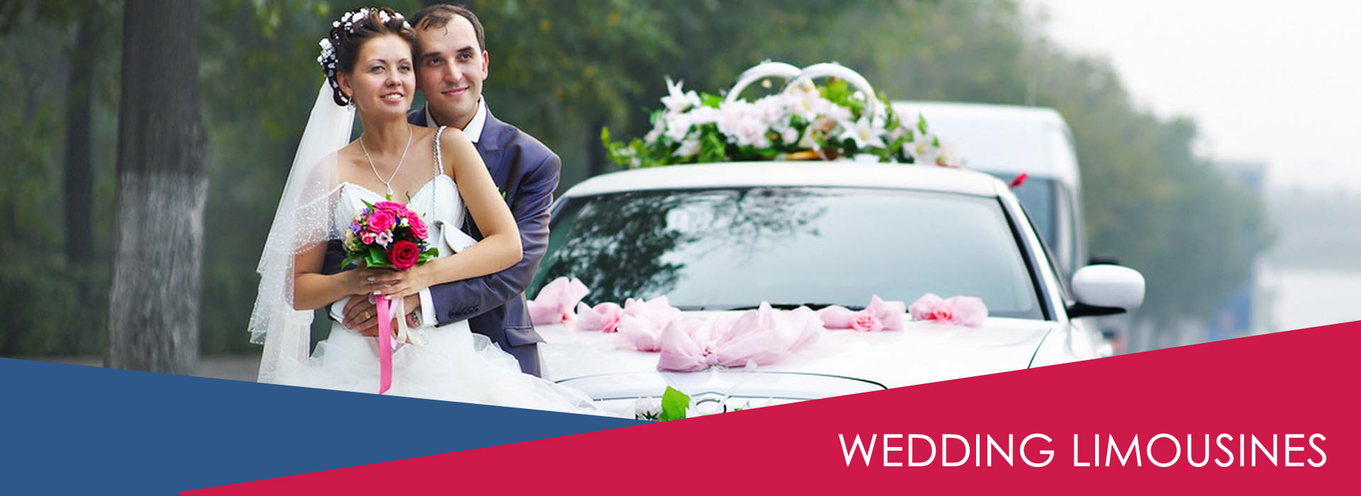 wedding limousines las vegas