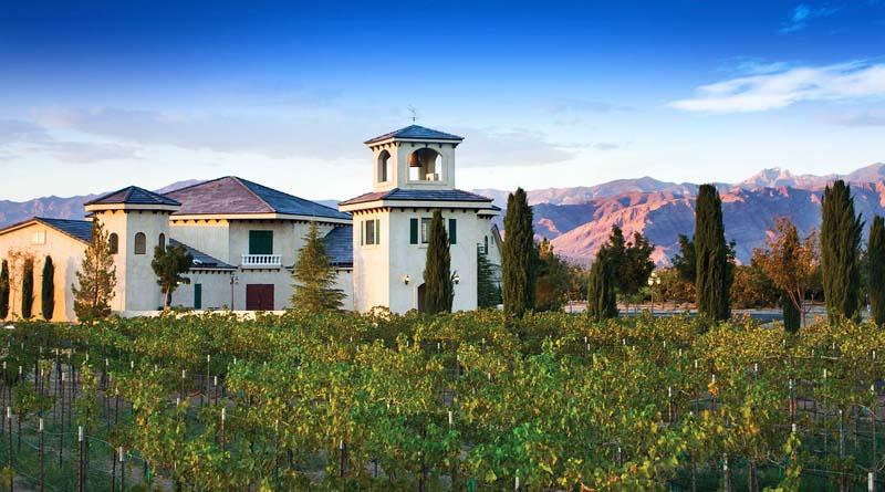 Winery Tour Las Vegas